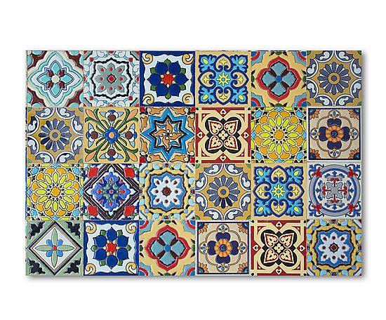 marokkanische fliesen einfach nur h bsch anzusehen. Black Bedroom Furniture Sets. Home Design Ideas