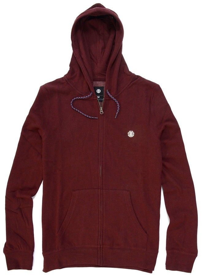 Sweat Fecho Element CORNELL Oxblood