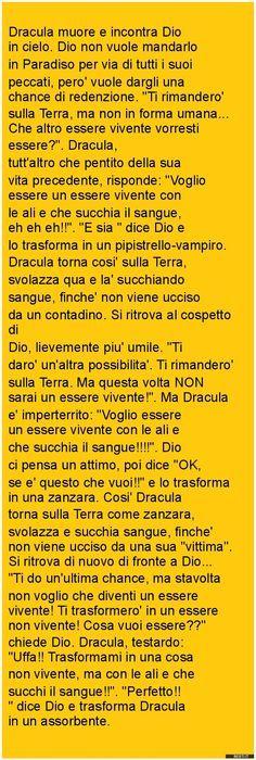 Dracula muore   BESTI.it - immagini divertenti, foto, barzellette, video