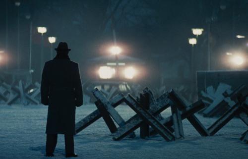 """סקירת הסרט """"גשר המרגלים"""" - Bridge of Spies"""