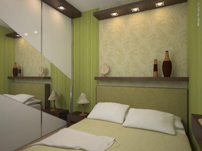 Как зрительно увеличить пространство маленьких комнат, офисов   Сделай Сам www.sdelay.tv