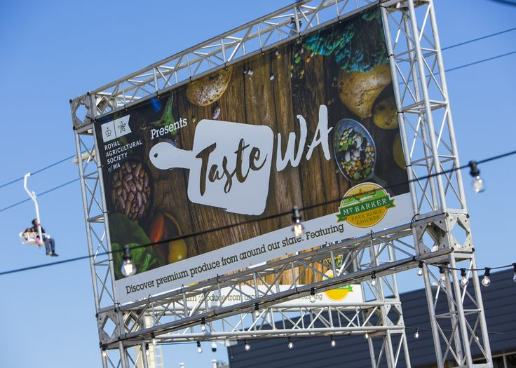 Taste WA showcased at The 2016 IGA Perth Royal Show