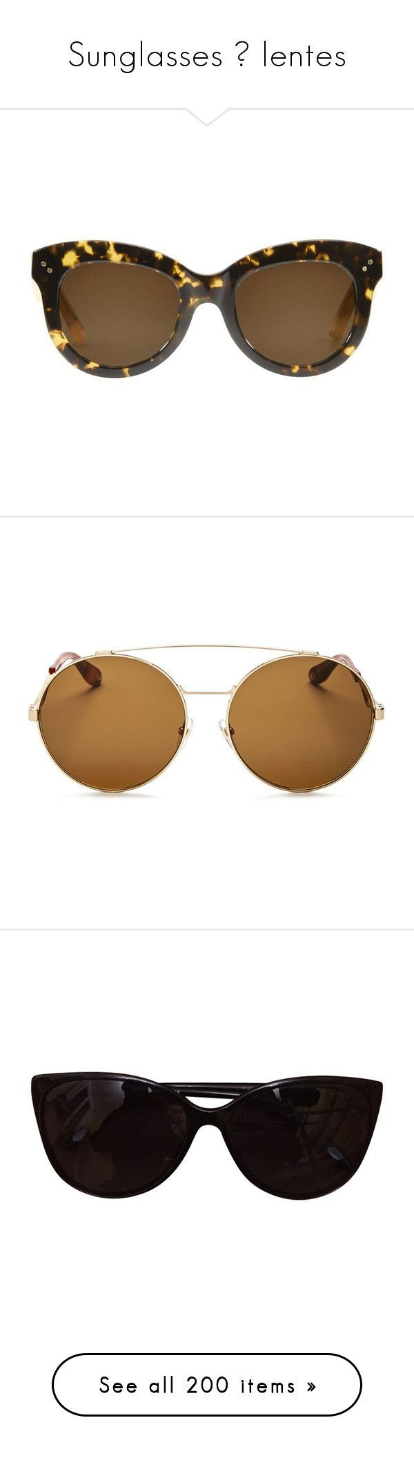Sunglasses 😎 lentes by georginalan on Polyvore featuring polyvore, women's fashion, accessories, eyewear, sunglasses, oversized tortoise shell sunglasses, matte glasses, matte tortoise sunglasses, oversized eyewear, champagne glasses, jewelry, glasses, óculos, givenchy, oversized jewelry, givenchy jewelry, black, tiffany co sunglasses, tiffany co glasses, tortoise she, tortoise shell eyewear, tortoise glasses, tortoiseshell glasses, tortoise shell sunglasses, metal glasses, coral, coral