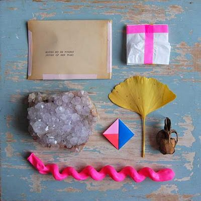 anja mulder: Blue, Treasure Boxes, Colors Schemes, Collection, Anja Mulder, Little Gifts, Colour Palettes, Photo, Neon Pink