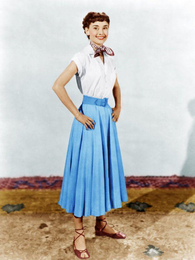 オードリー・ヘップバーン(Audrey Hepburn)