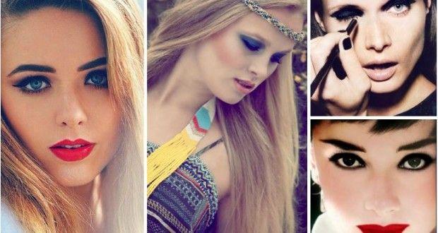 Fotoğraflarda iyi görünmek için faydalı makyaj ipuçları   Kadinveblog