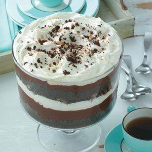 Chocolate Trifle Recipe | Taste of Home Recipes