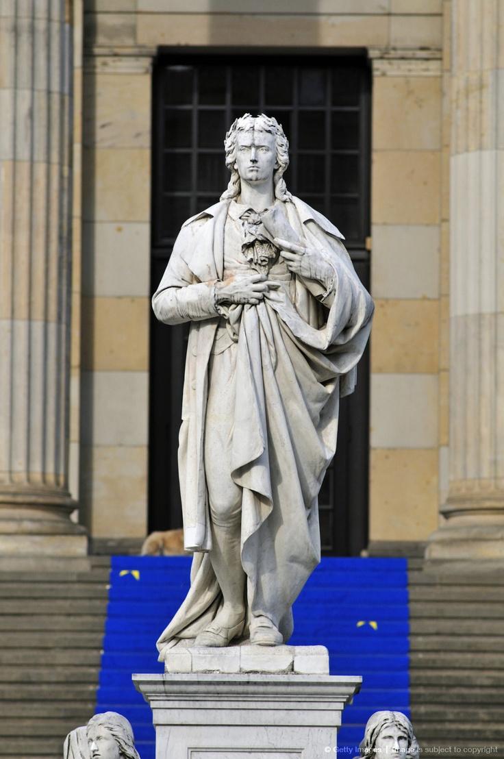 Berlin monument Schiller, Schiller Memorial Berlin