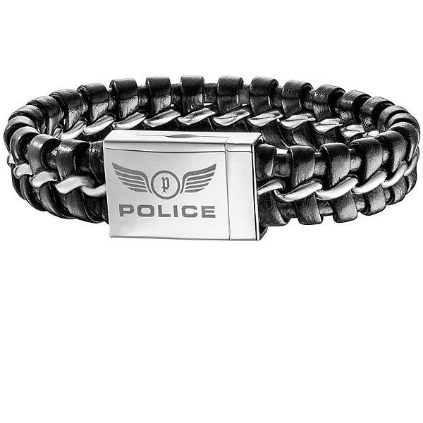 pulsera police confidence s14aap02b - 53,00€ http://www.andorraqshop.es/joyeria/police-confidence-s14aap02b.html