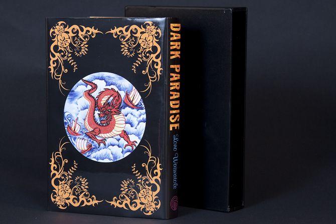 Dark Paradise AUTHOR Lono Waiwaiole DESIGNER Michael Kellner PUBLISHER Down and Out Books.