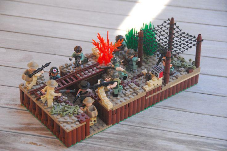 The Invasion of Khe Sahn(Main) | by LoganLego