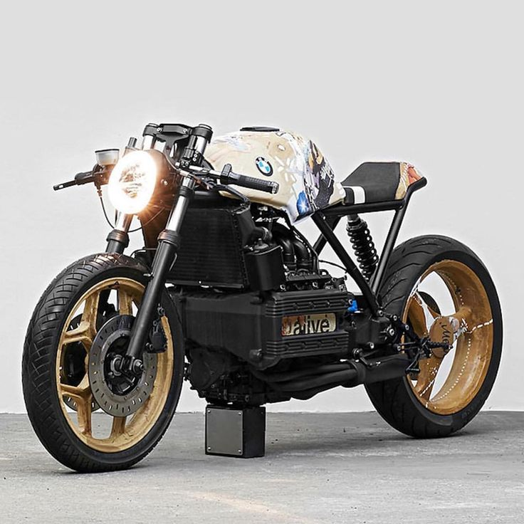 Sehr 77 best Bmw k café Racer images on Pinterest | Cafe racers, Bmw  PM46