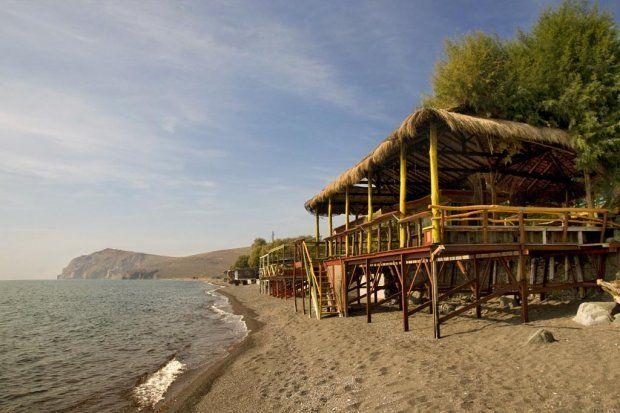 Lesbos | Skala Eressos strand | lesbos-eiland.webs.com