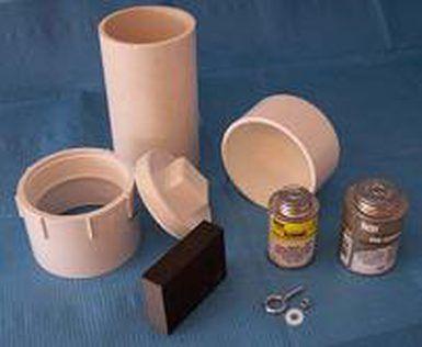 How to make PVC birdhouses