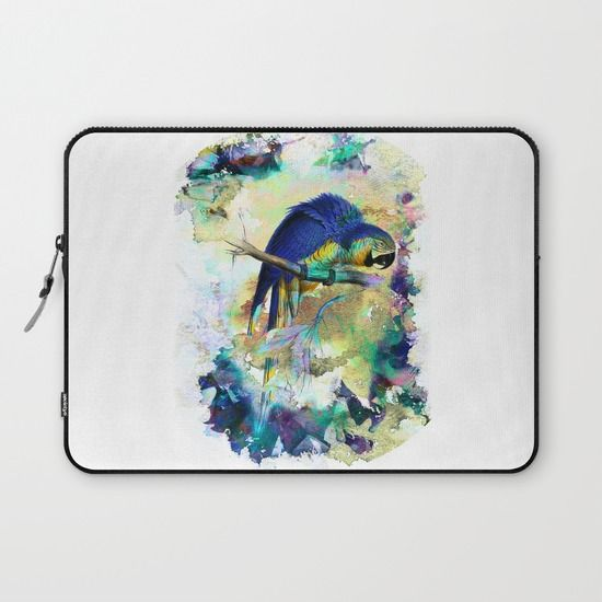 Parrot Bird - LAPTOP SLEEVES