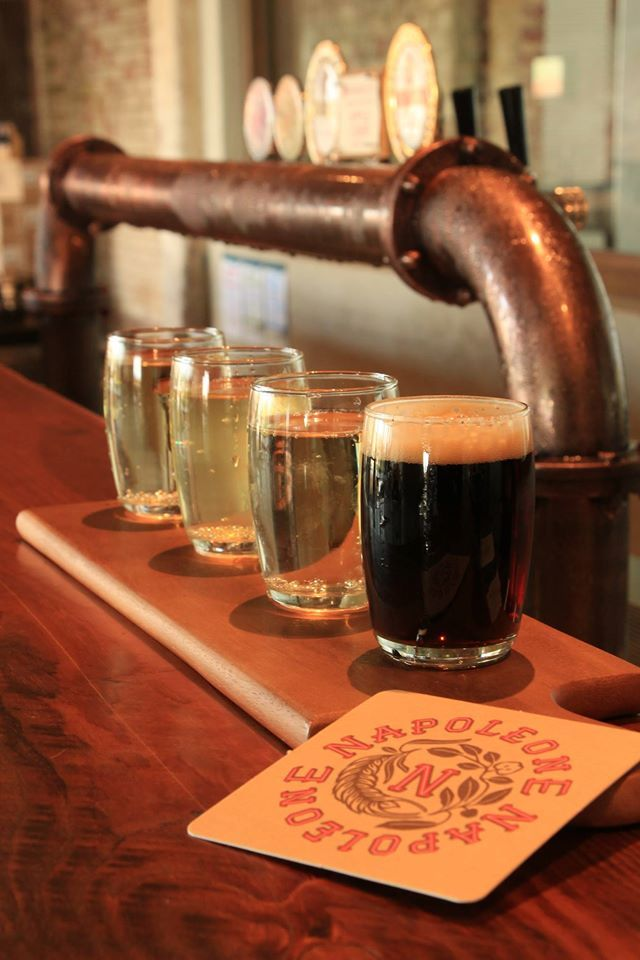 Cider or Beer anyone? #cider #beer #napoleones #brewery #meletos #cafe #yaravalley