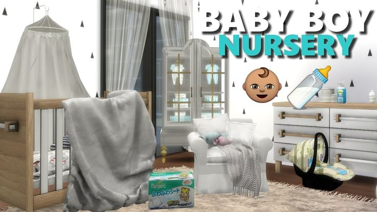 The Sims 4 L Nursery Room Finds Cc List Crib Diapers