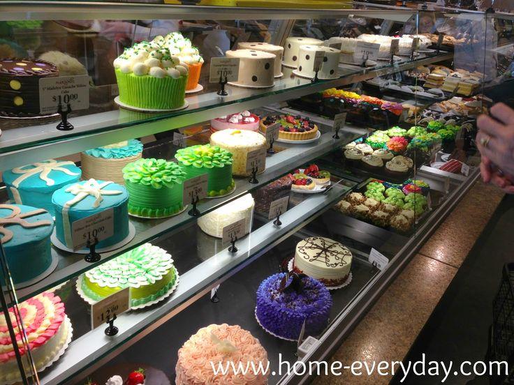 wegmansbakery First stop the wonderful bakerytwo words