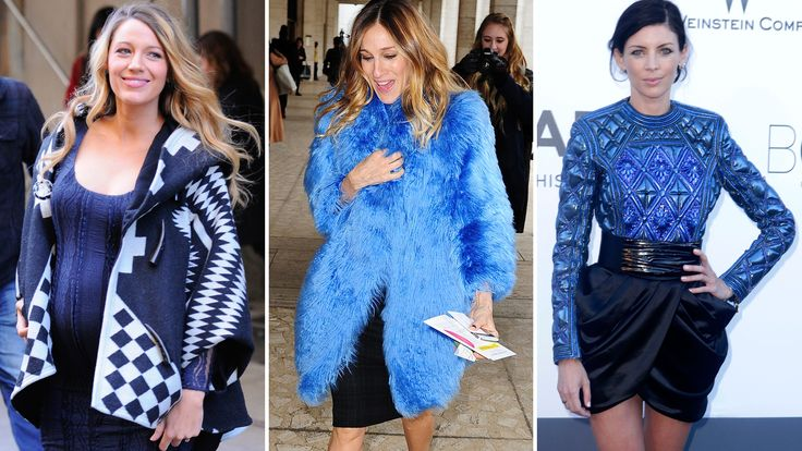 It's not a taboo! 5 tips for wearing black and blue together