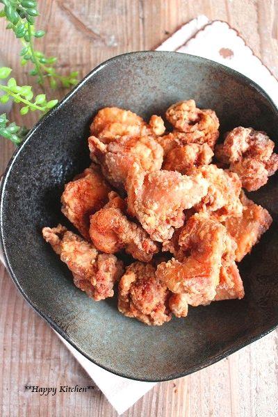 鶏の唐揚げでワンプレートごはん - マイティさん連載:朝・昼・晩おもてなしに!おうちで楽しむ♪ワンプレートごはん レシピブログ -料理ブログのレシピ満載!