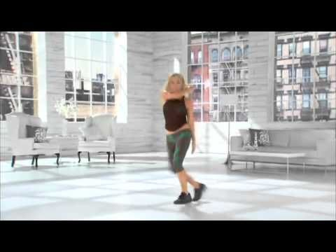 Метаморфозы с Трейси Андерсон Кардио - YouTube