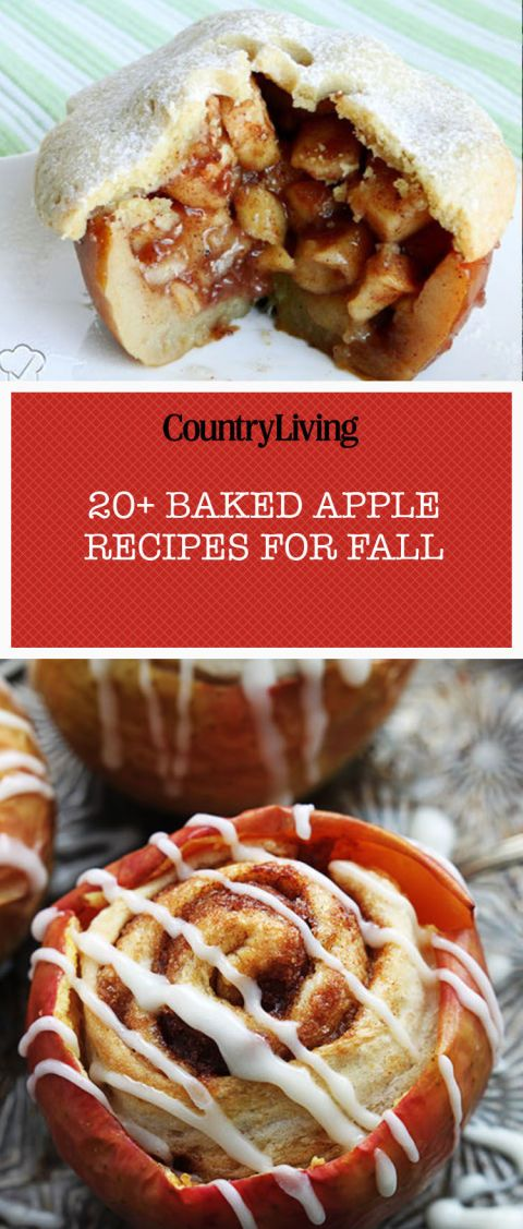 Think beyond your classic baked apples with these delicious twists.