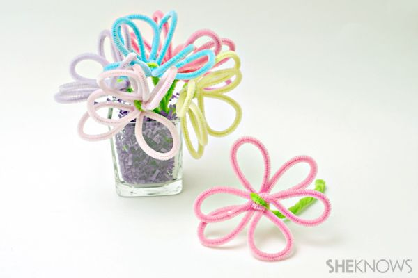 May Day crafts for kids from She Knows