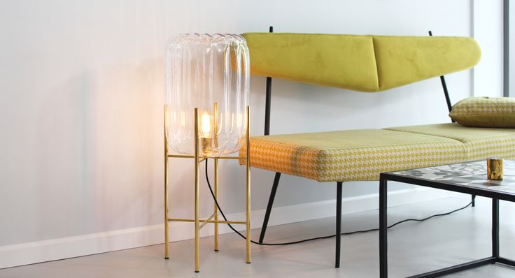 BALENO lamp, gold