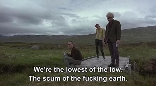 Renton's Rant - Trainspotting