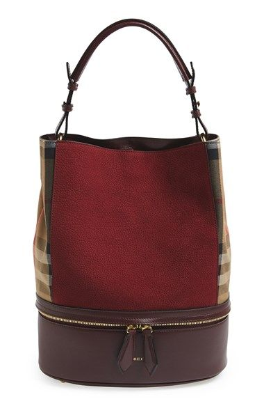 Burberry 'Medium Beckett' Tote