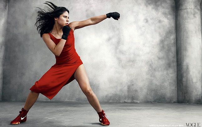 Olympic Boxer Marlen Esparza's Vogue photo shoot: The Women, Go Girls, Women Boxes, Woman, Marlenesparza, Marlene Esparza, Olympics Boxers, Women Boxing, Team Usa