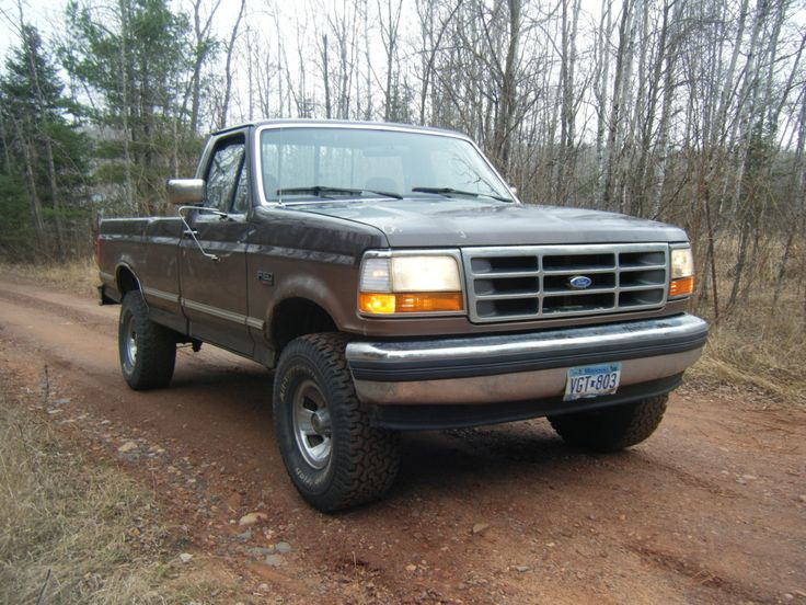 1990 Ford F250 Truck | 1990 f150 leveling kit - Page 3 ...