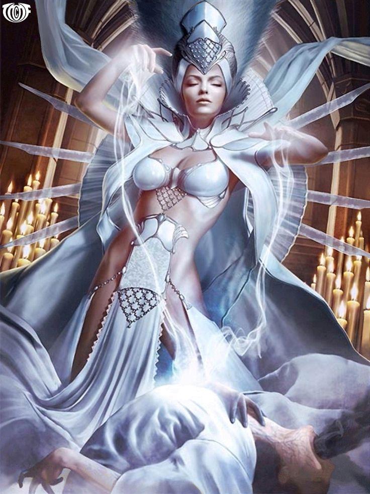 Artist: Unknown - Title: Unknown - Card: Medalinet, Galaxy Wanderer (Grasp)