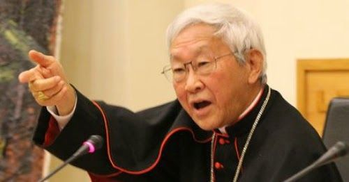 "Cardinal Zen: ""Do not follow this pope into his evil designs to destroy Holy Mother Church"""