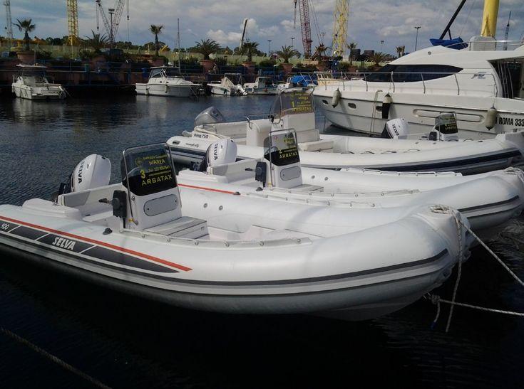 Imbarcazioni - Marea Sea Services S.r.l.