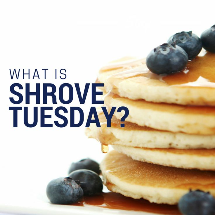Have you ever wondered why people tend to eat pancakes on the day before Ash Wednesday? Believers around the world celebrate Shrove Tuesday each year and i...