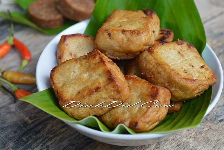 Diah Didi's Kitchen: Tahu Ungkep Pedas Manis