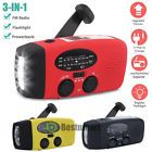 Emergency Solar Hand Crank Dynamo AM|FM|WB|NOAA Weather Radio LED Torch Charge8  Working voltage - 2.7V~4.2V, Power source - 2|3 AAA 300mAh|3.6V Ni-MH|Solor, AM - 520~1710 KHz, FM - 87~108 MHz, NOAA - 162.450~162.550 MHz, Type - Emergency, Bundle Listing - Yes, Features - AC-Powered