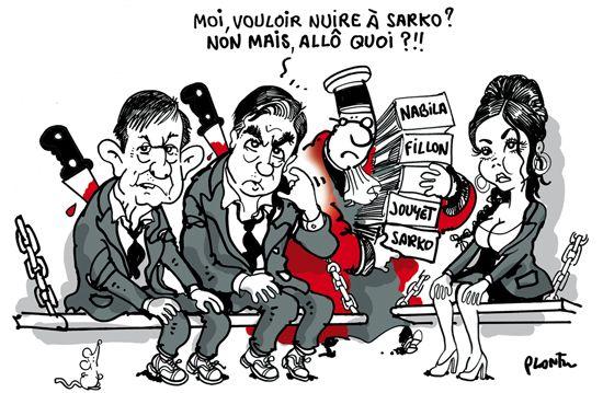 #FILLON ET #JOUYET SE POIGNARDENT; #NABILA CHEZ LE #JUGE #obscénité #politique #Plantu #société #pourris http://plantu.blog.lemonde.fr/2014/11/10/fillon-et-jouyet-se-poignardent-nabila-chez-le-juge-etc-le-dessin-du-monde-de-ce-lundi-10-novembre/ …