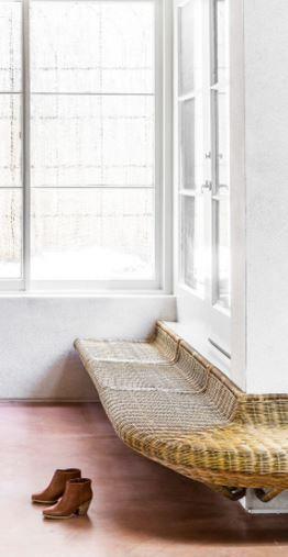 Les 374 meilleures images du tableau entree et couloir sur for Tapis couloir avec canapé osier rotin 2 places