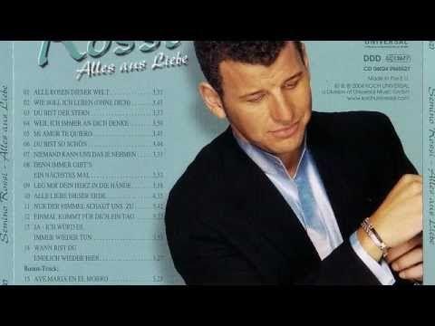 Alles aus Liebe ☸ڿڰۣ-ڰۣ Semino Rossi (Album)
