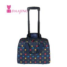 2016 Women Travel Bags Suitcase with Wheels Canvas Brand Dot Trolley Luggage Shopping Travel Rolling Suitcase Women's Handbag     Tag a friend who would love this!     FREE Shipping Worldwide     Buy one here---> http://onlineshopping.fashiongarments.biz/products/2016-women-travel-bags-suitcase-with-wheels-canvas-brand-dot-trolley-luggage-shopping-travel-rolling-suitcase-womens-handbag/