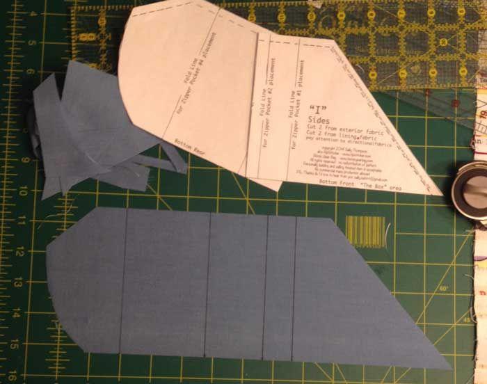 bionic bag tutorial - Google 검색 | 가방 | Bags, Sewing case 및 ...