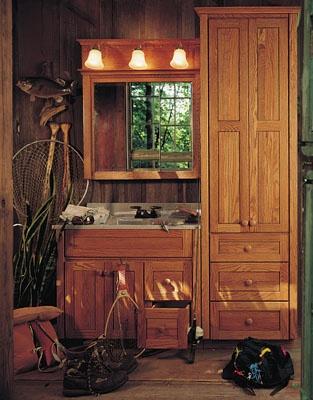 Country Bath Vanity: Bathroom Design, Kids Bathroom, House Ideas, Bertch Cabinets, Bathroom Remodeling, Bath Vanities, Bathroom Ideas, Bathroom Redo, Bathroom Decor
