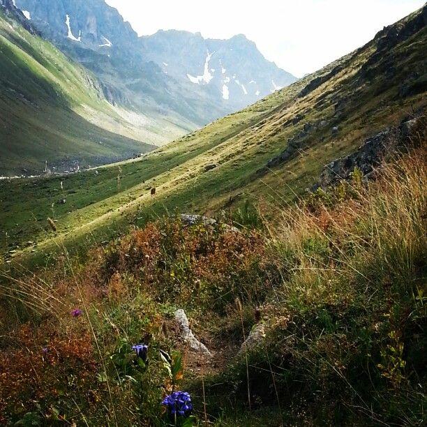 Kackar Mountains in August