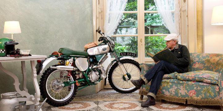 Moto Bylot: moto d'epoca con prestazioni moderne