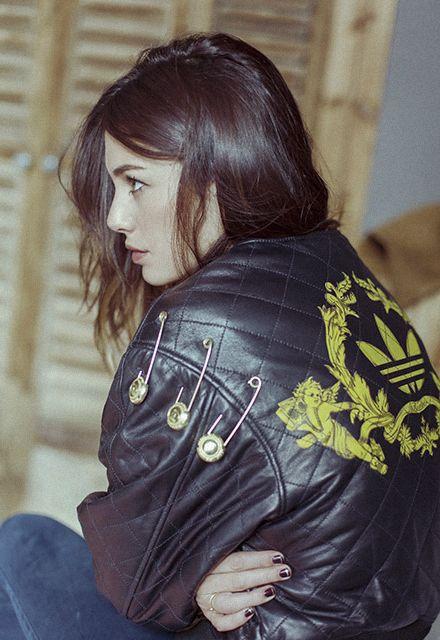 Rock 'n' Roll Style ☆ Blanca Suarez #VOGUE