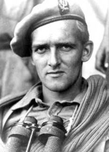 """Anders Lassen (1920 -1945) was a highly decorated Danish soldier who was a recipient of the British Victoria Cross in the Second World War. A leader of the still-classified SOE (sometimes called the Ministry of Ungentlemanly Warfare), his official dispatches often simply read, """"Landed. Killed Germans. F***ed off."""""""