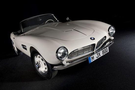 El BMW 507 de Elvis sigue vivo | Tuningmex.com