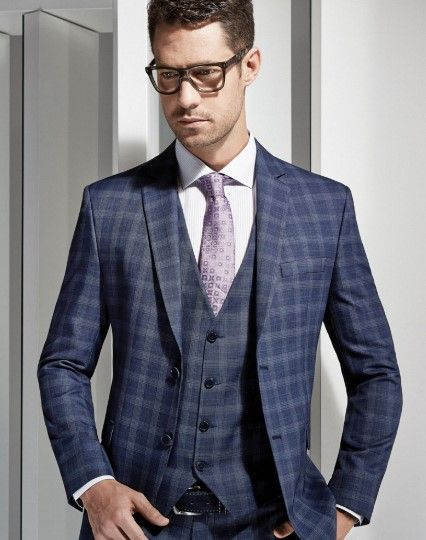 5e560990aaf98 Desenli Takım Elbise Modelleri 2019 - Desenli Takım Elbise Modası - Moda  Model